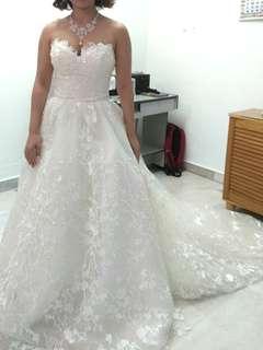 Bridal gown (european style)
