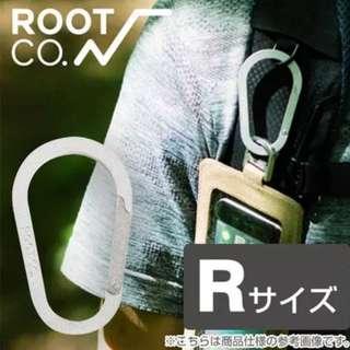 Root co.鋁質原裝手機掛扣