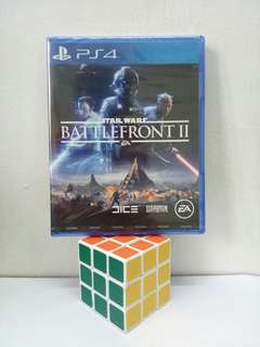 PS4 Games - Star Wars Battlefront 2 [New]