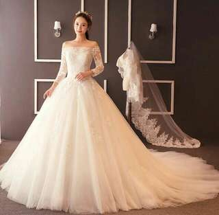 Wedding Gown sale $50