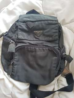 Prada Backpack 細背囊