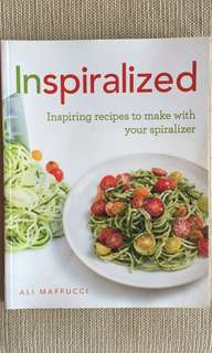 Inspiralized Cooking Book