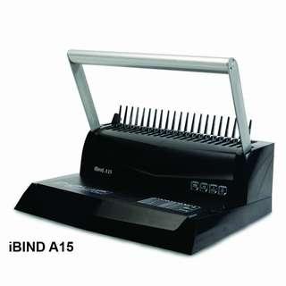 iBind A15 Comb Binder