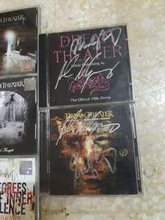 Dream theater cds