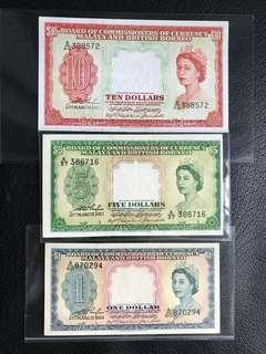 Queen Elizabeth Series Notes