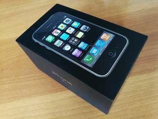 原廠 iPhone 3G空盒(Only box)