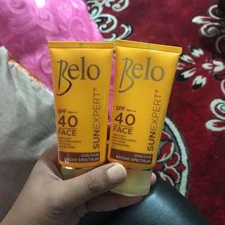 Belo Beauty Sun Expert Sunblock