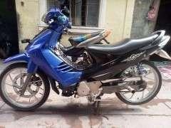 shogun 125 registered till oct. pa no issue at bsgo clutch lining and bago tire sa likod tubeless pa