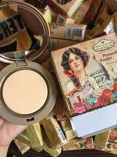 Gina Glam Pressed Powder