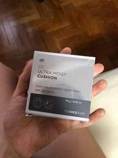 Face shop CC ultra moist cushion (refill)