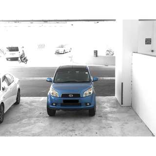 Daihatsu Terios 1.5 Manual 2WD High Grade