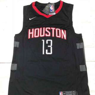 James Harden Houston Rockets NBA Jersey