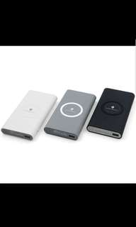 3 in 1wireless power bank