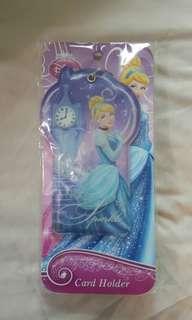 Disney Cinderella card holder
