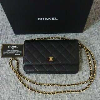 Chanel WOC GHW