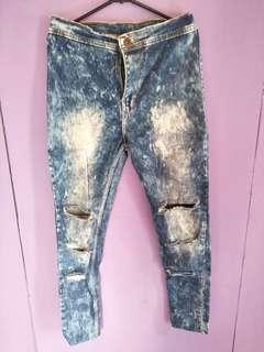 Jeans blue sobek
