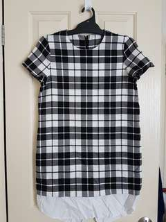 Zara shift dress/top size M