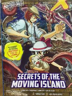 Brand new X-Venture Xplorers secrets of the moving island