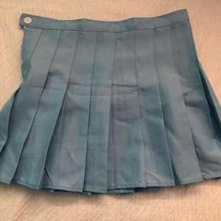 Light blue tennis skirt (mini)
