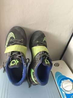 Nike Kd rubber shoes authentic