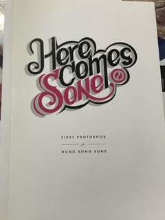 Girls Generation 少女時代 Here Comes Sone Photobook 粉絲自制相冊