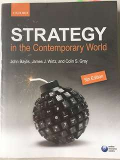 Strategy in the Contemporary World