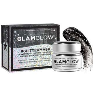 GLAM GLOW #GLITTERMASK GRAVITYMUD Firming Treatment mask RRP$86