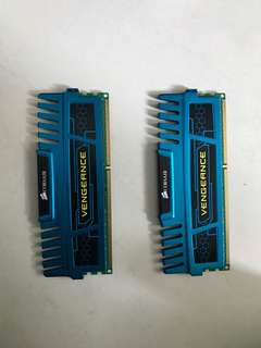 8GB DDR3 Corsair Vengeance