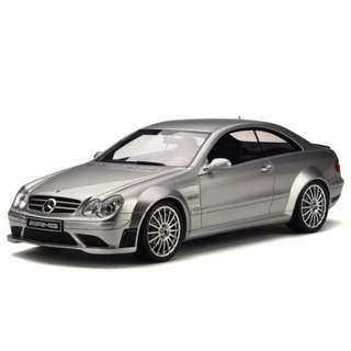Otto Mercedes-Benz CLK 63 AMG Black Series 1:18