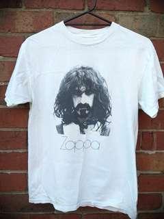 Zappa vintage band t shirt