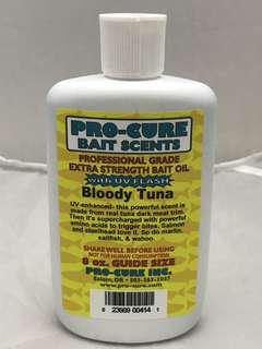 Pro Cure Scent for Rubber/Jigs/Baits 8oz