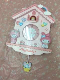 Melody 電子鐘