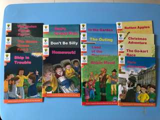 Oxford Reading Tree  Stage 6(14 books)