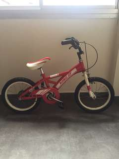 "16"" valo kids bike"