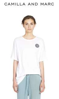 Camilla and Marc Tee