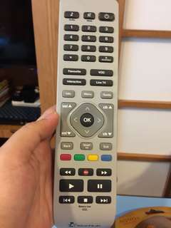 StarHub remote
