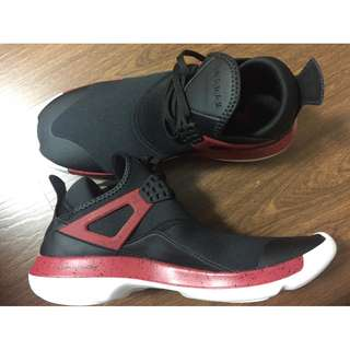 Nike LEGIT Air Jordan Fly 89 Jumpman Lunarlon red black shoes sneakers BNEW US 10 P5,795 mall price