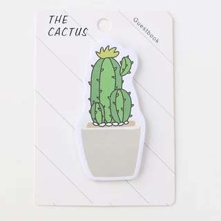Cactus Post its