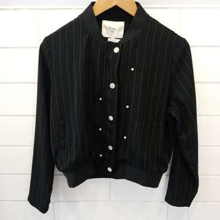 Coo Crop Jacket