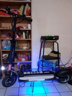 Hi guys i am selling my Escooter 36v 15.6ah* small but power *