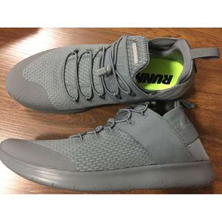 Nike Free LEGIT RN Commuter 2017 wolf grey running shoes sneakers BNEW US 10.5 mall price P5,795