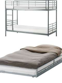 Ikea Bunk Bed frame (triple)