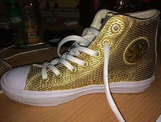 Converse Chuck Taylor (gold)
