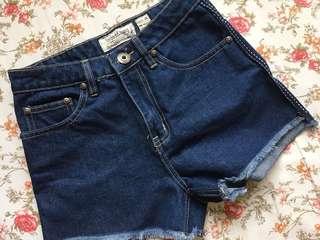 F&H Maong Shorts