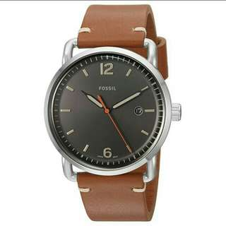 Fossil quartz watch