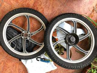 Original Racing Boy Sport Rim - Wave 125S