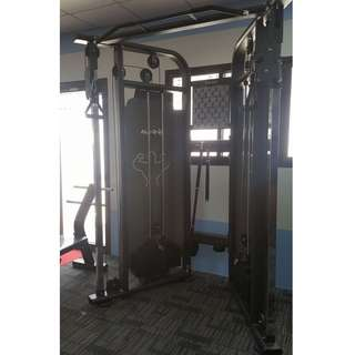 Functional Training and other gym equipment