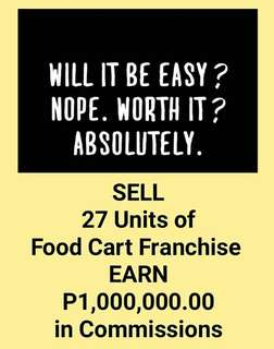 Foodcart franchising