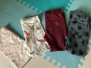 Bundle | H&M and Old Navy Leggings/Jeggings