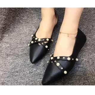 Beaded high heels (35-39)